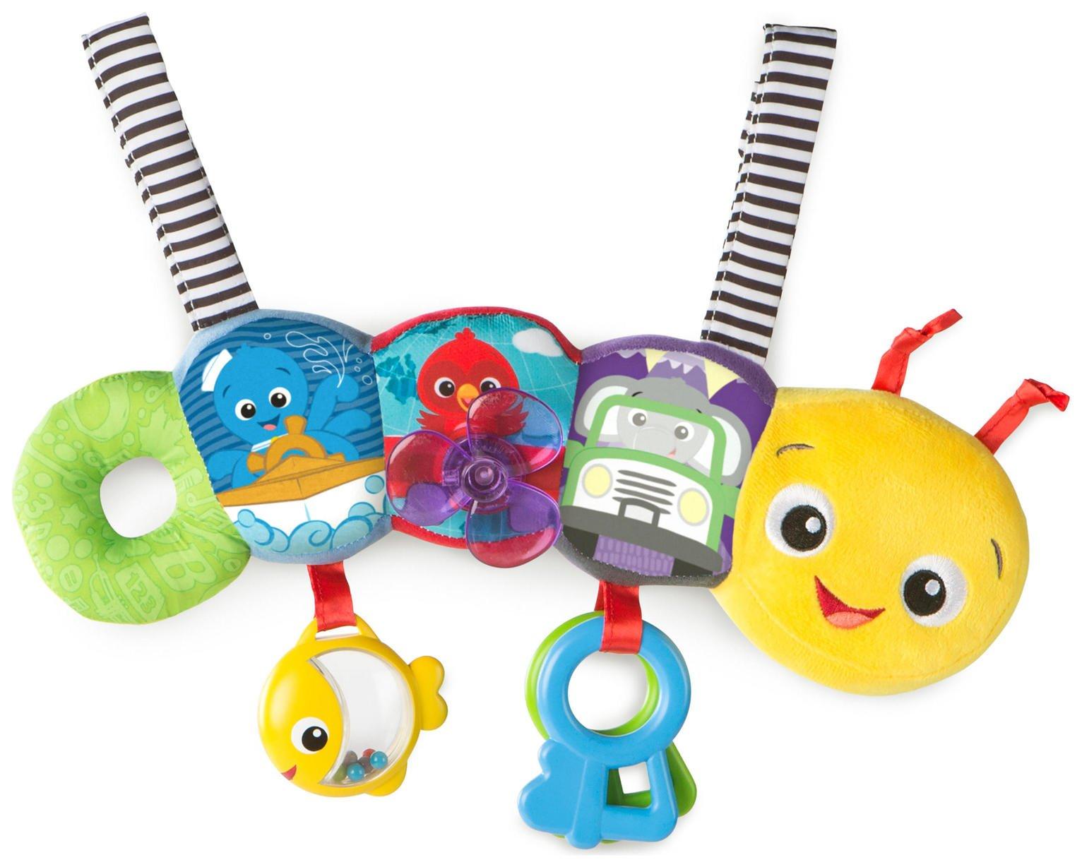 Baby Einstein Travelpillar Toy Bar