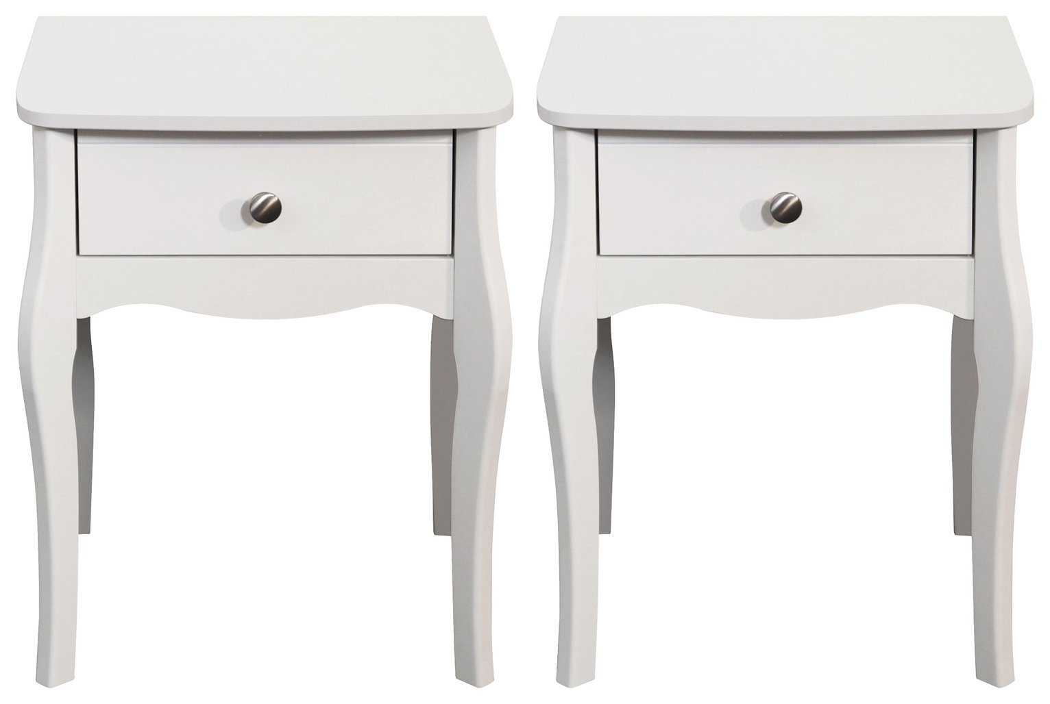 Argos Home Amelie 2 Bedside Chests