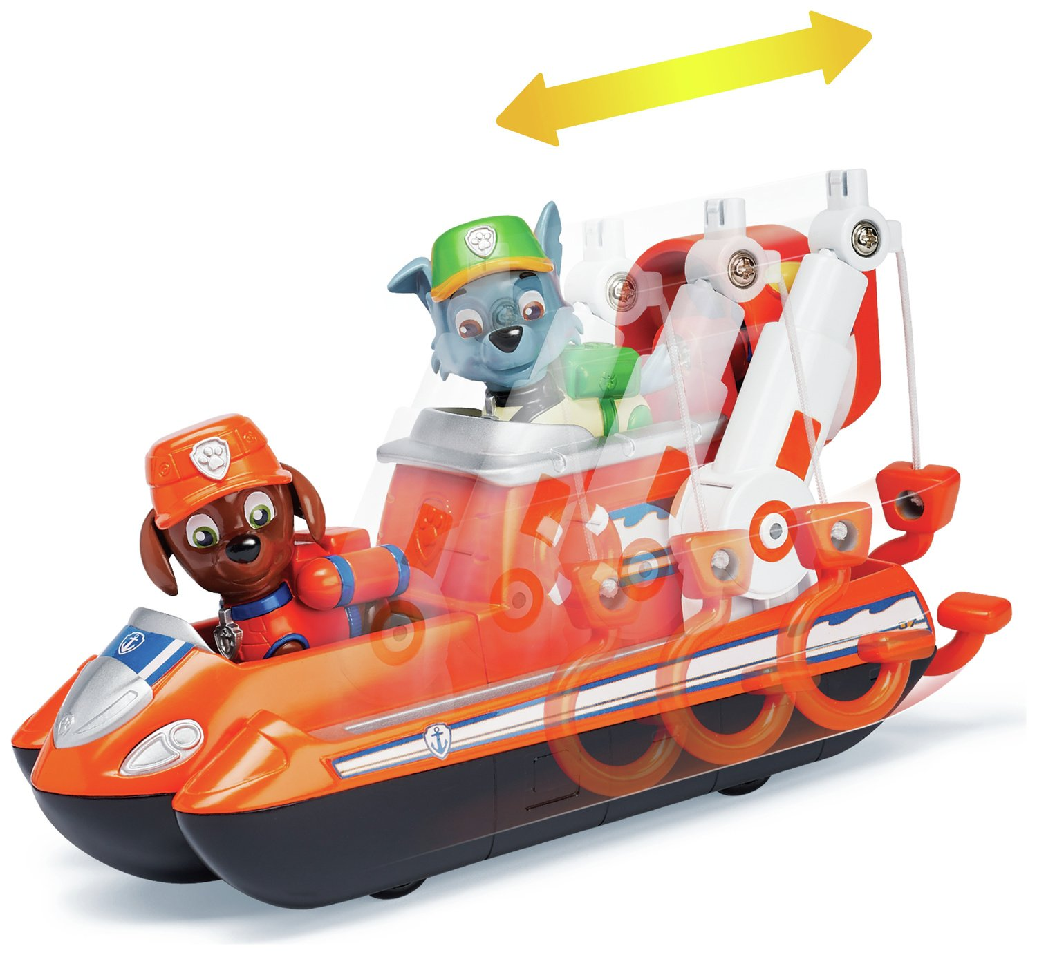 PAW Patrol Ultimate Rescue Vehicle Zuma