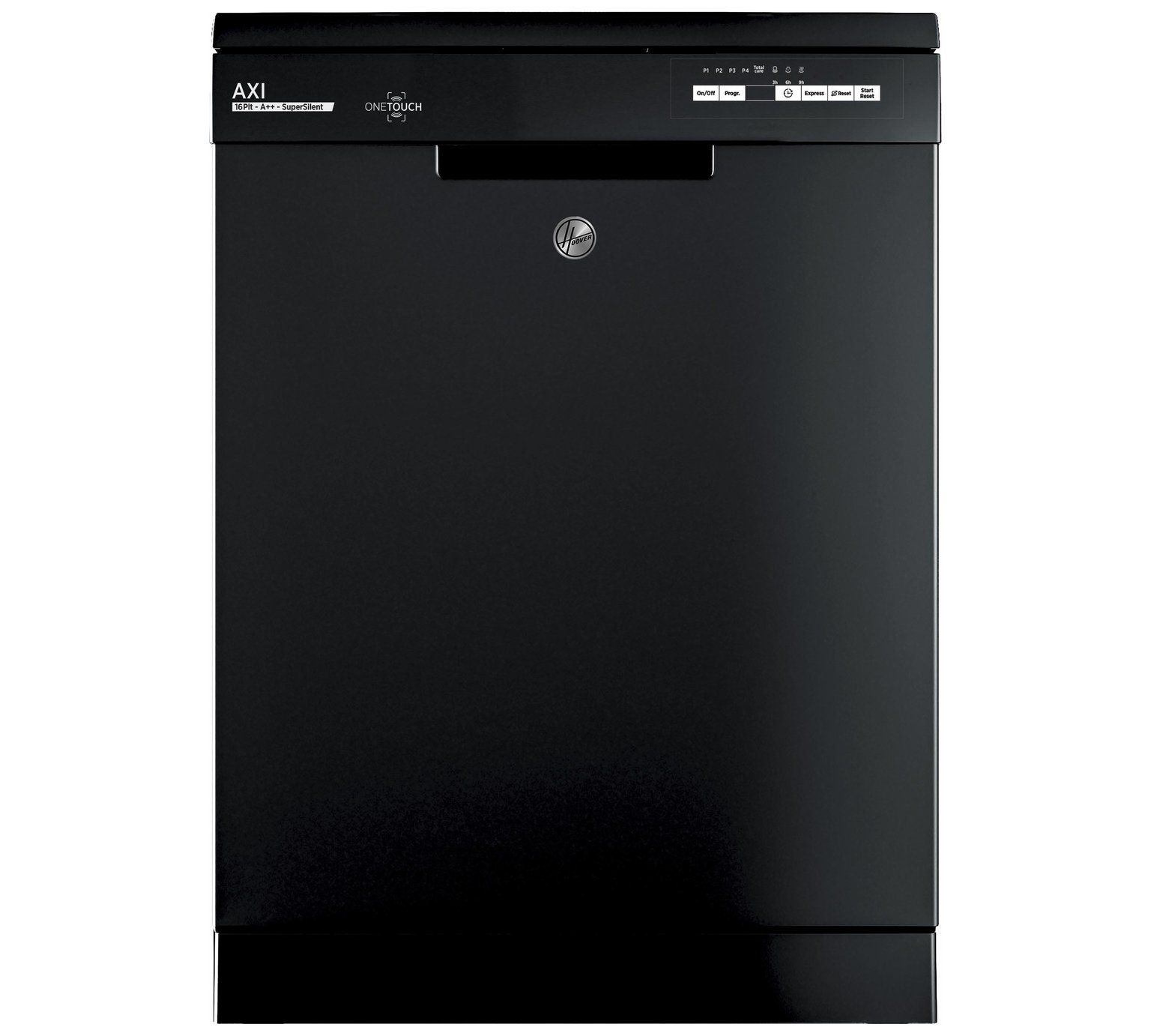 Hoover AXI HDPN2L620OB Full Size Dishwasher - Black