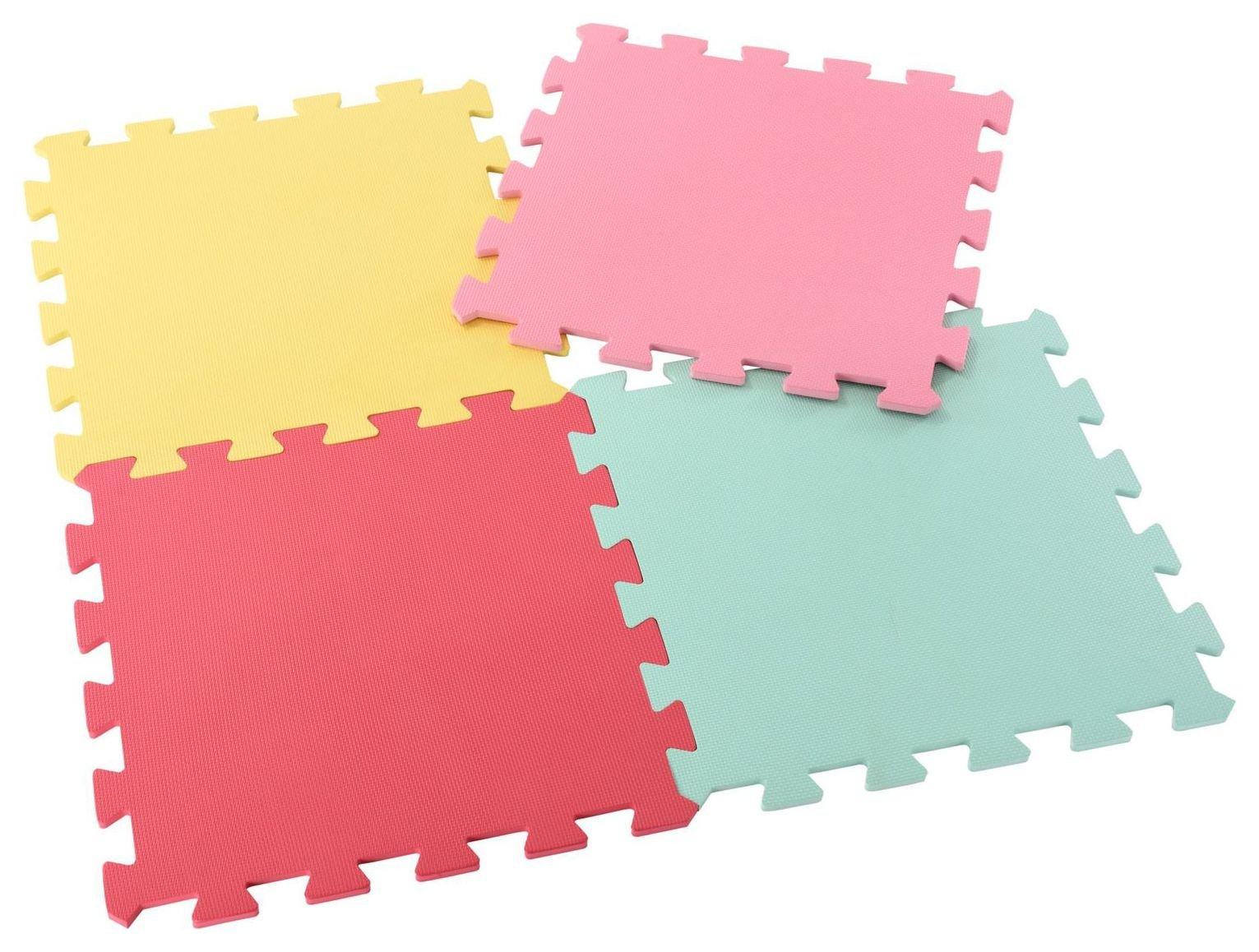 ELC Recreational Mats Pink - Pack of 4