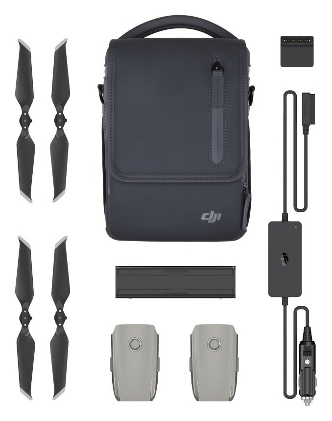 DJI Mavic 2 Drone Fly More Kit