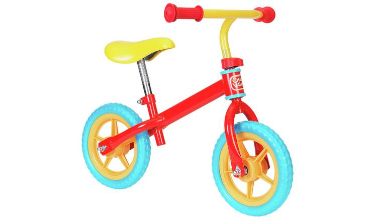 Chad Valley 10 inch Wheel Size Kids Balance Bike