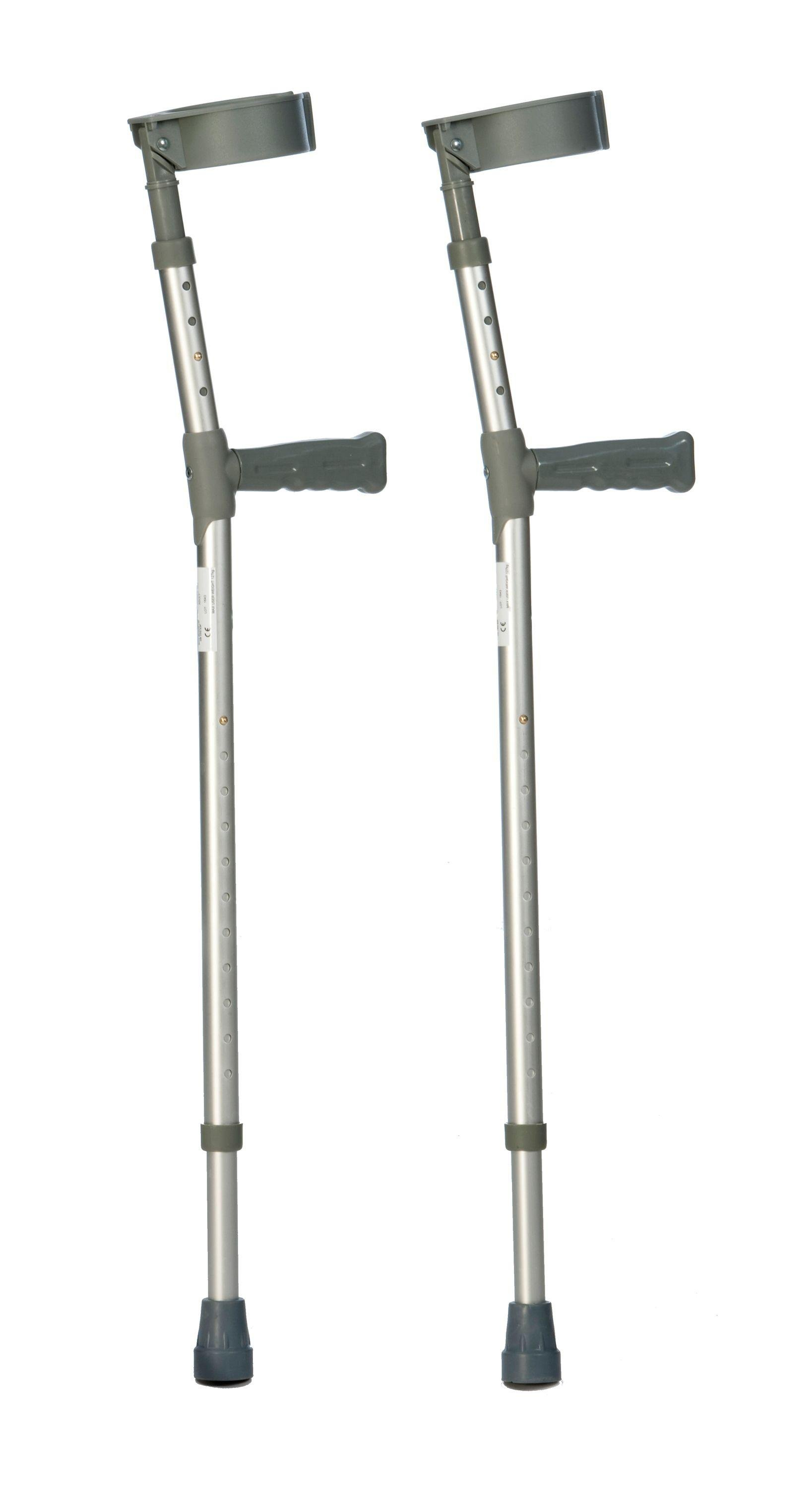 Drive DeVilbiss Healthcare - Adjustable Forearm Crutches