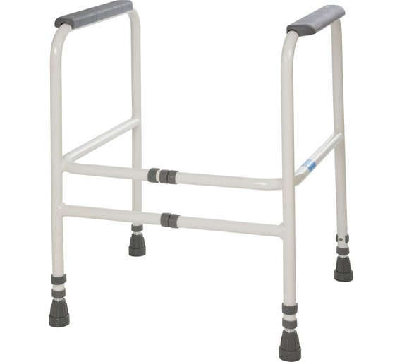 toilet frame height and width adjustable8651004
