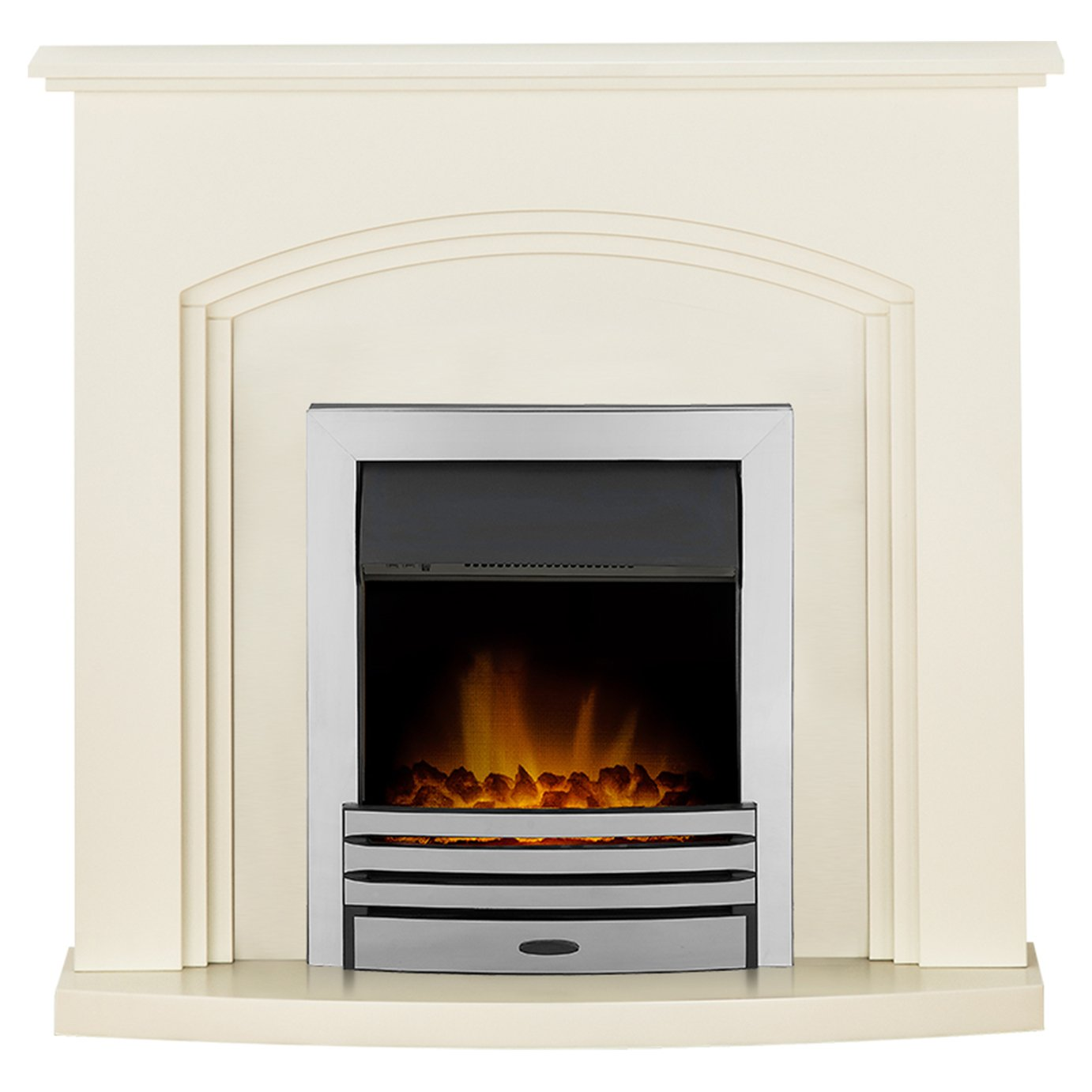 Adam Truro Surround with Eclipse 2kW Electric Fire Suite