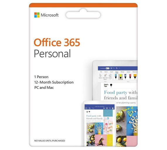 Buy Microsoft Office 365 1 Year 1 User Personal Store Collection