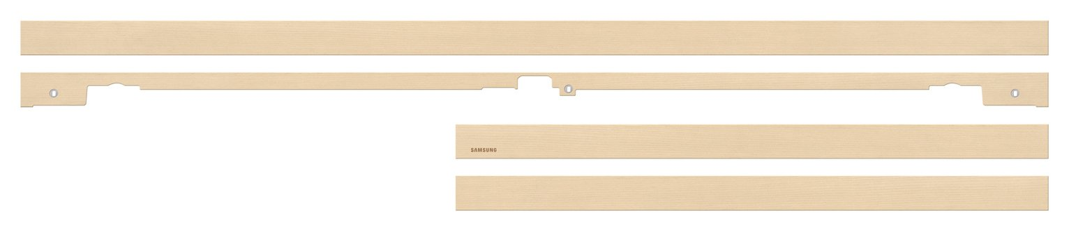 Samsung Customisable Bezel for The Frame 43 Inch TV - Beige