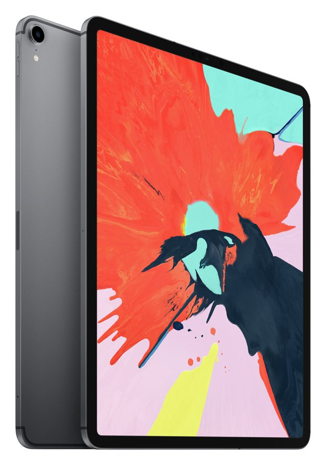 Apple iPad Pro 2018 12.9 In Wi-Fi Cellular 256GB -Space Grey