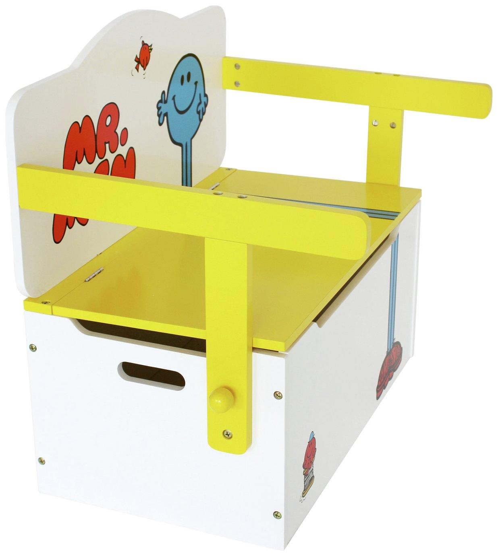 Mr Men Toy Box