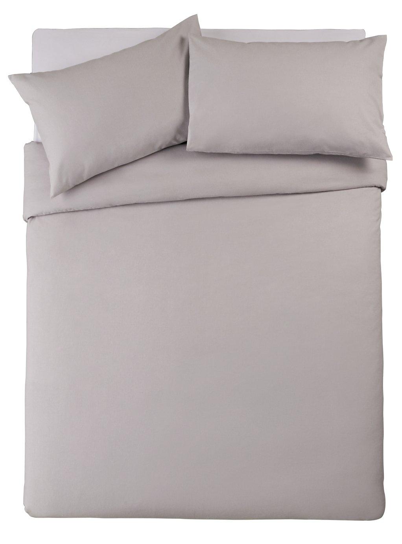 Argos Home Brushed Cotton Bedding Set
