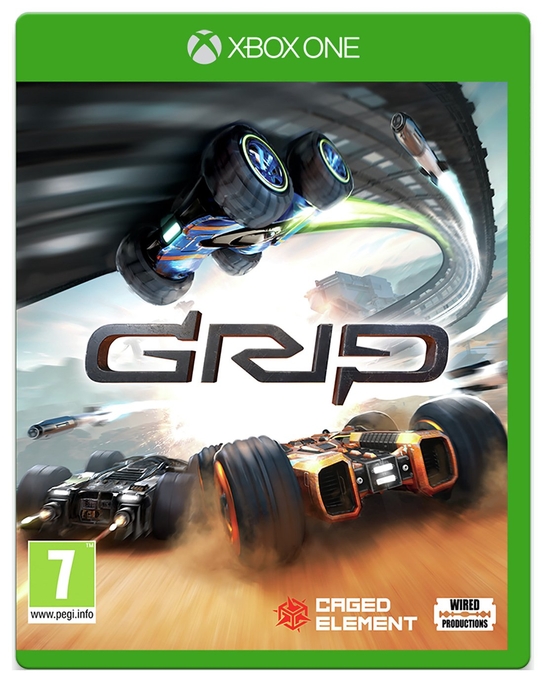 Grip Combat Racing Xbox One Pre-Order Game