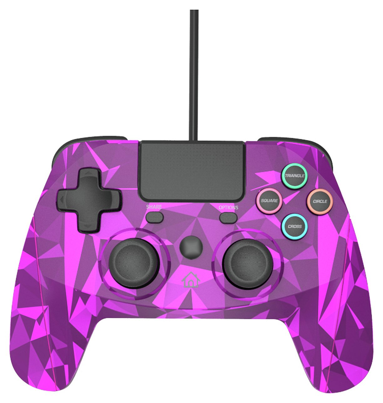 Snakebyte Game:Pad Wired PS4 Controller - Pink
