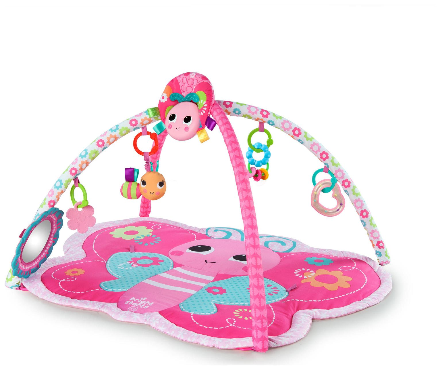 Bright Starts Butterfly Activity Gym