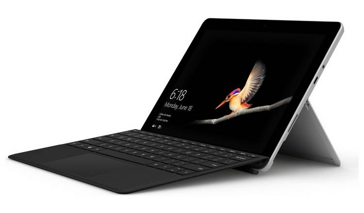 Microsoft Surface Go 4GB 64GB 2-in-1 Laptop with Type Cover