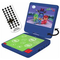 PJ Masks 7 Inch Portable In - Car  DVD Player