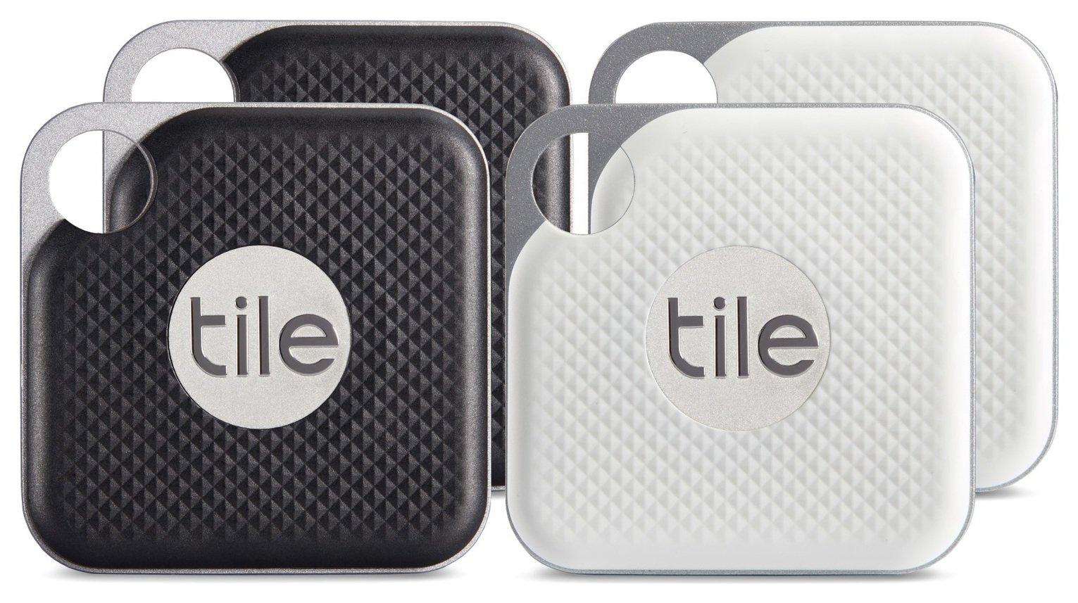 Tile Pro 2018 Key and Item Finder Combo - 4 Pack