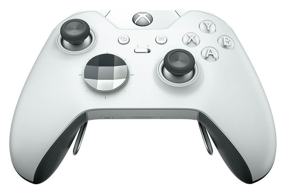Xbox Elite Special Edition Wireless Controller - White