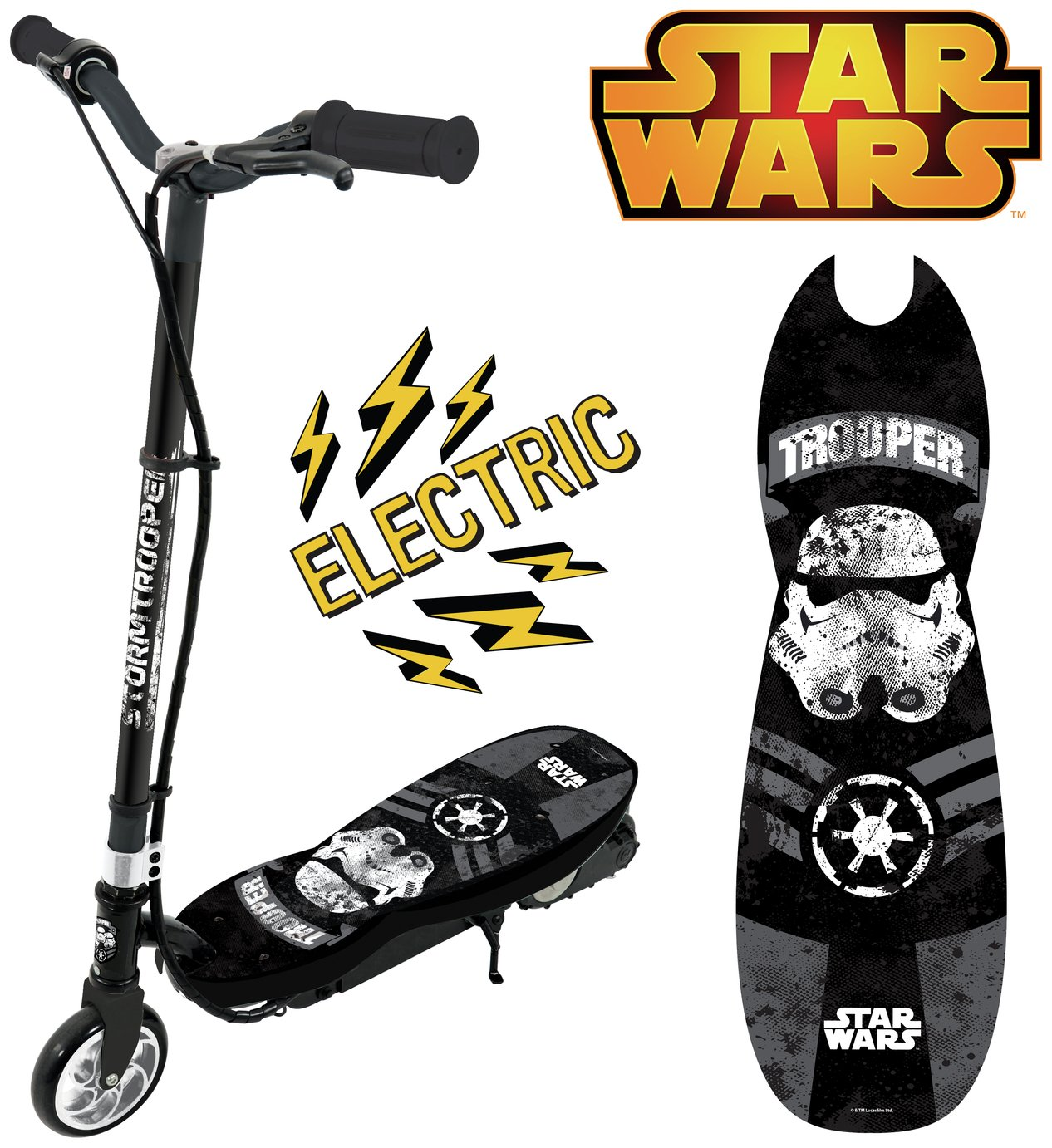 Star Wars Stormtrooper Electric Scooter