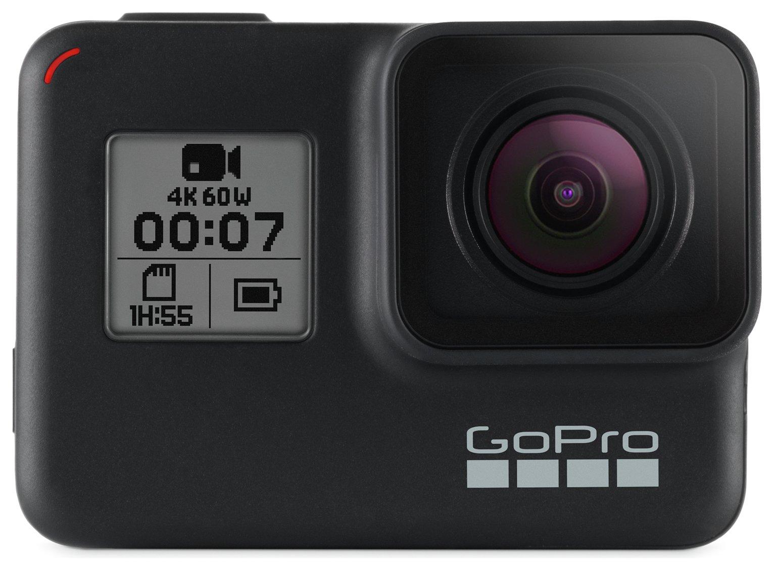 GoPro HERO7 Black CHDHX-701-RW Action Camera