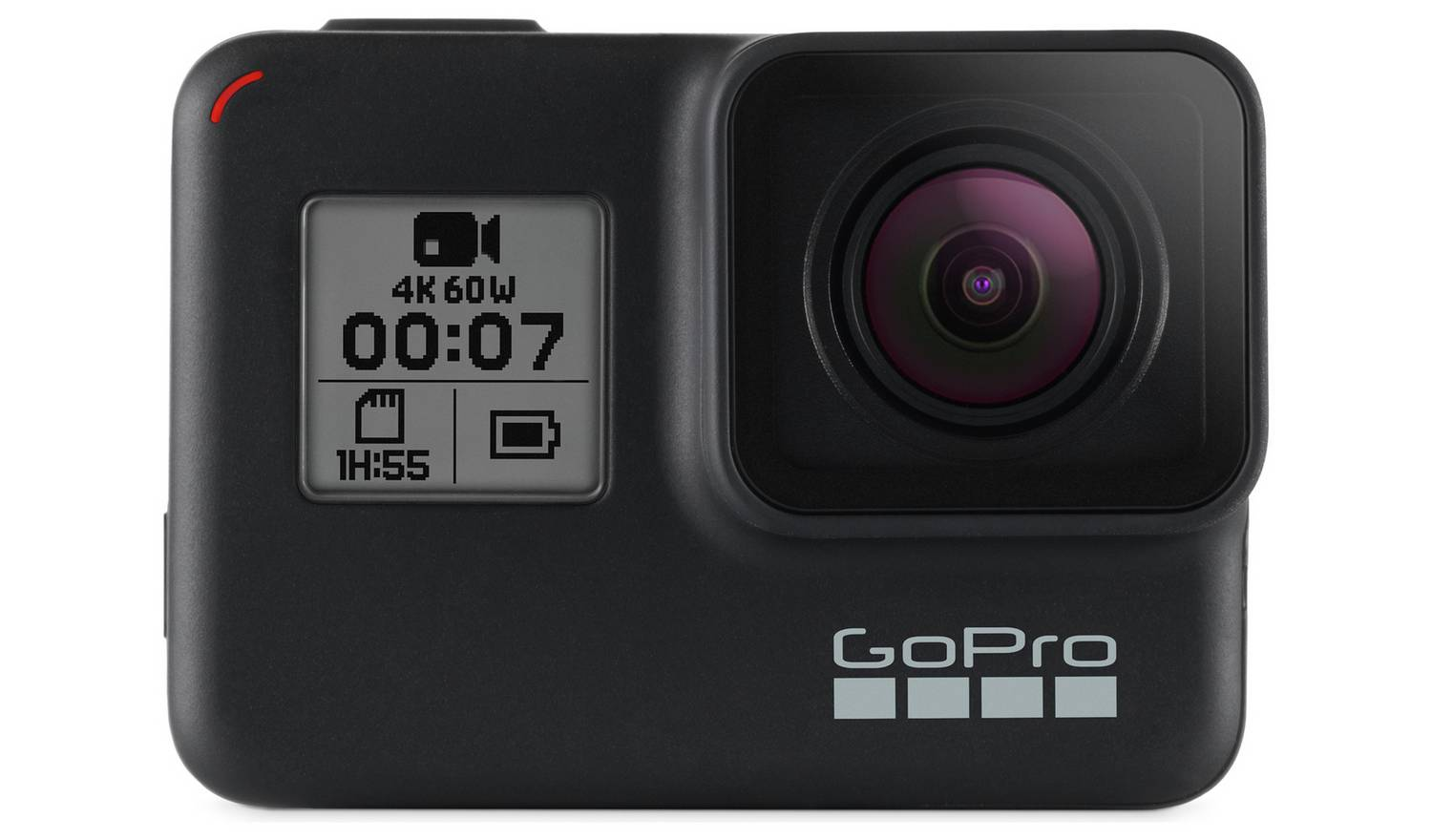 GoPro HERO7 Black CHDHX-701-RW Action Camera