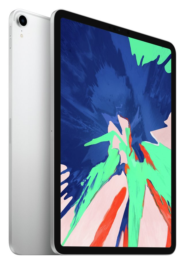Apple iPad Pro 2018 11 Inch Wi-Fi 64GB - Silver