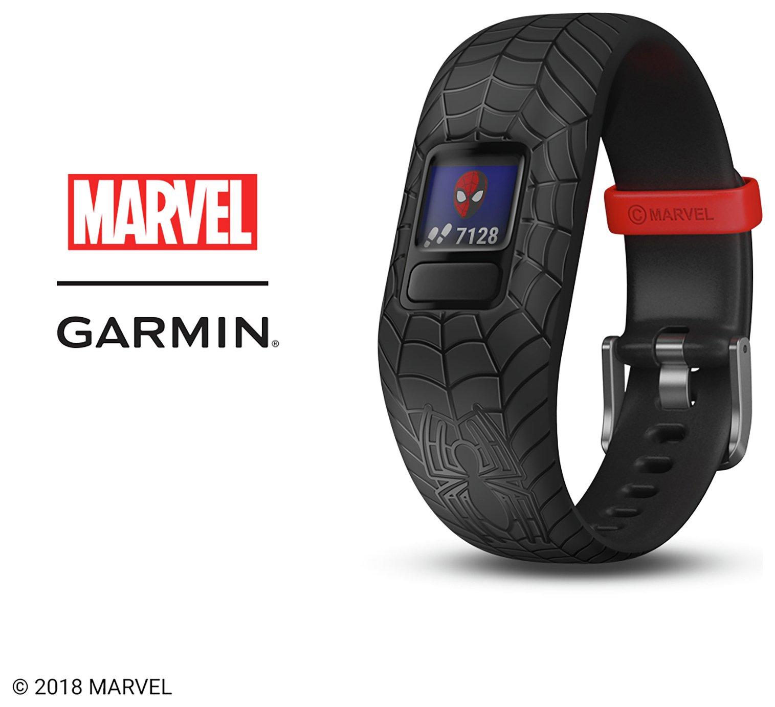 Garmin Vivofit Jr 2 Spider-Man Kids Fitness Tracker
