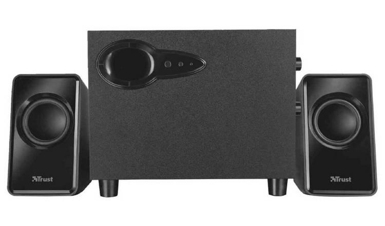 Trust Avora 2.1 Pc Speaker Set With Subwoofer865/7785 by Argos