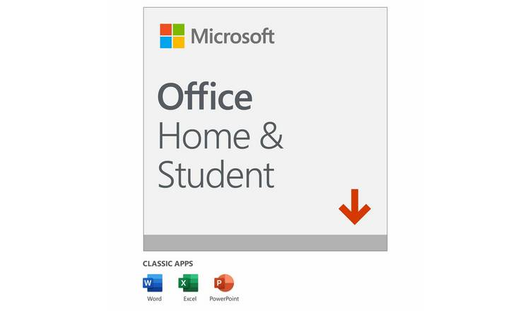 Microsoft Office 2019 Home and Student 1 User