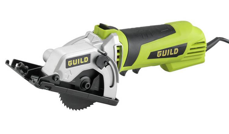 Guild 85mm Compact Plunge Saw - 500W