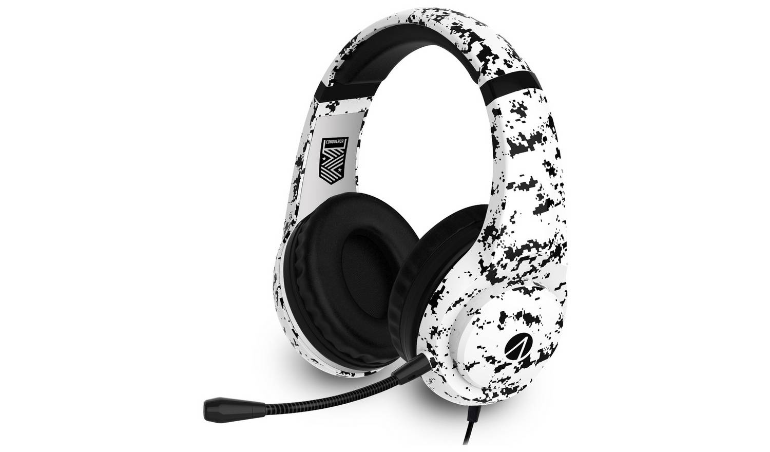 Stealth Conqueror Xbox One, PS4, PC Headset - Arctic Camo