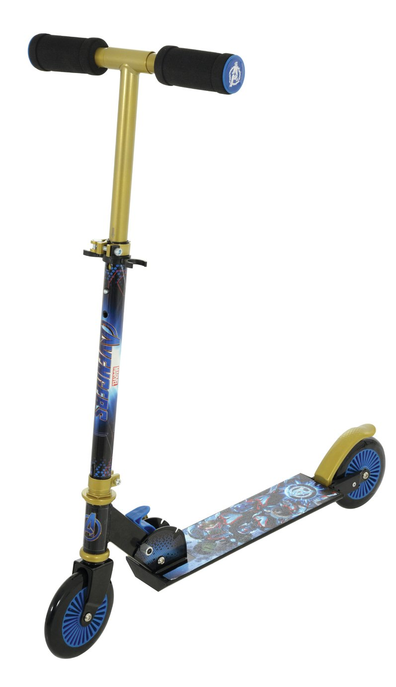 Avengers End Game Folding Inline Scooter