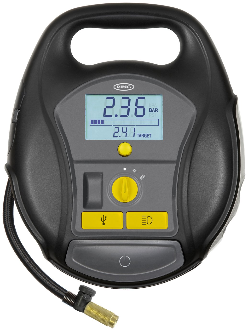 Ring RCT6000 Cordless Digital Tyre Inflator
