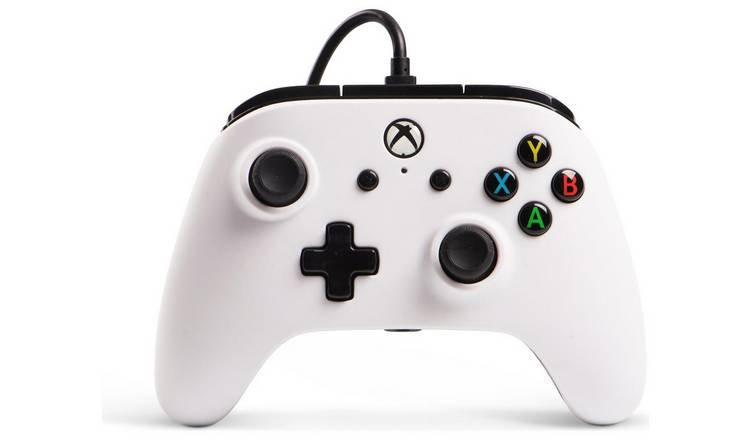 PowerA Xbox One Wired Controller - White