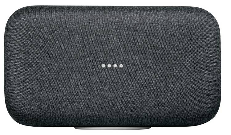 Google Home Max Smart Speaker - Charcoal
