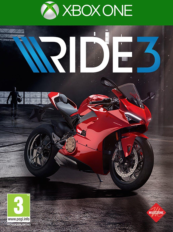 Resultado de imagen para RIDE 3 - Pre-order