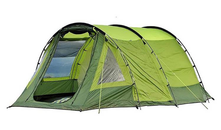 4 Berth Tent with Awning | Tunnel tent