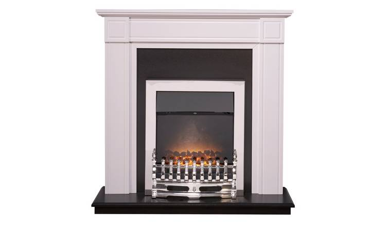 Adam Georgian Surround and Blenheim 2kW Electric Fire Suite
