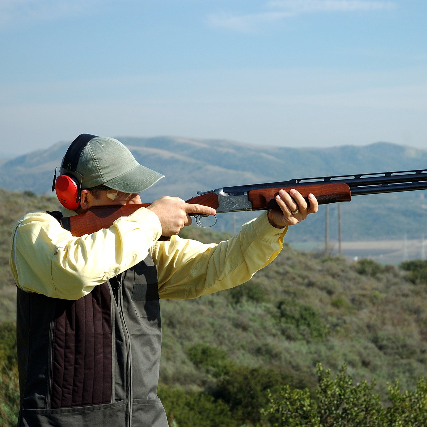 Clay Pigeon Shooting Gift Experience