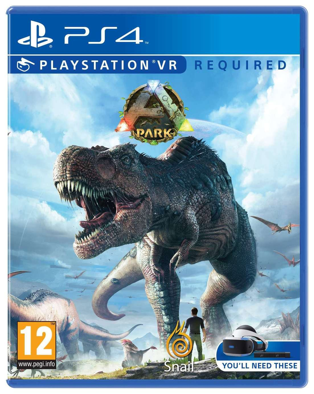 ARK Park (PSVR) (PS4) Best Price and Cheapest