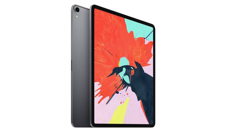Buy Apple iPad Pro 2018 12 9 Inch Wi-Fi 1TB - Space Grey | iPad | Argos