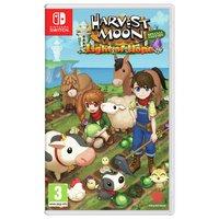 Harvest Moon Light of Hope Nintendo Switch Game