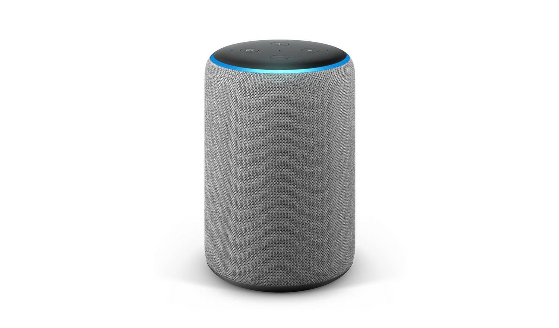 Amazon Echo Plus - Heather Grey