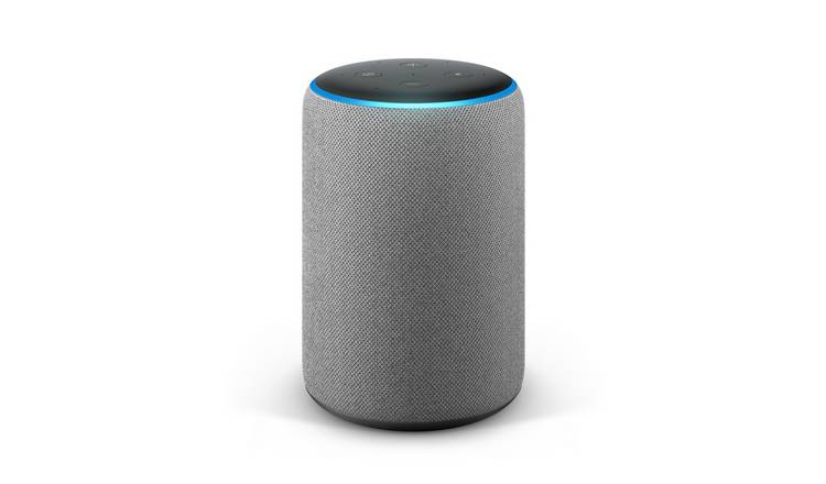 Amazon Echo Plus - Heather Grey
