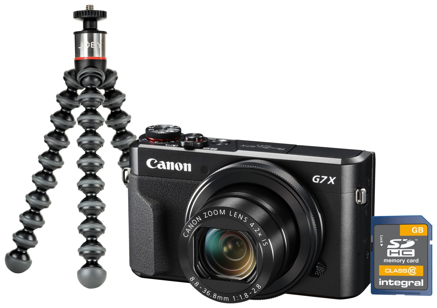 Canon G7X MKII Vlogger Kit