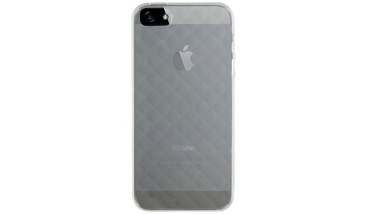 size 40 3103f 8a08b Buy Case It iPhone 5/5S Case - Clear   Mobile phone cases   Argos