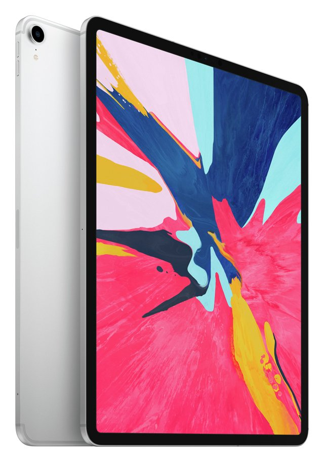 Apple iPad Pro 2018 12.9 Inch Wi-Fi Cellular 512GB - Silver