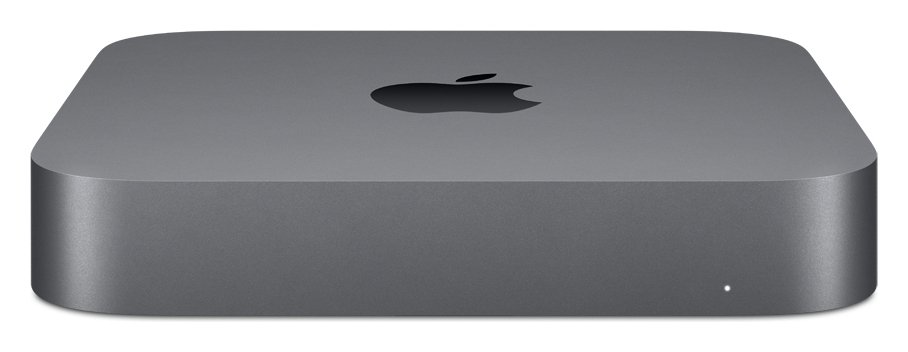 Apple Mac Mini 2018 i3 8GB 128GB Desktop - Space Grey