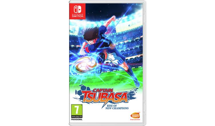 Captain Tsubasa: Rise of New Champions Nintendo Switch Game