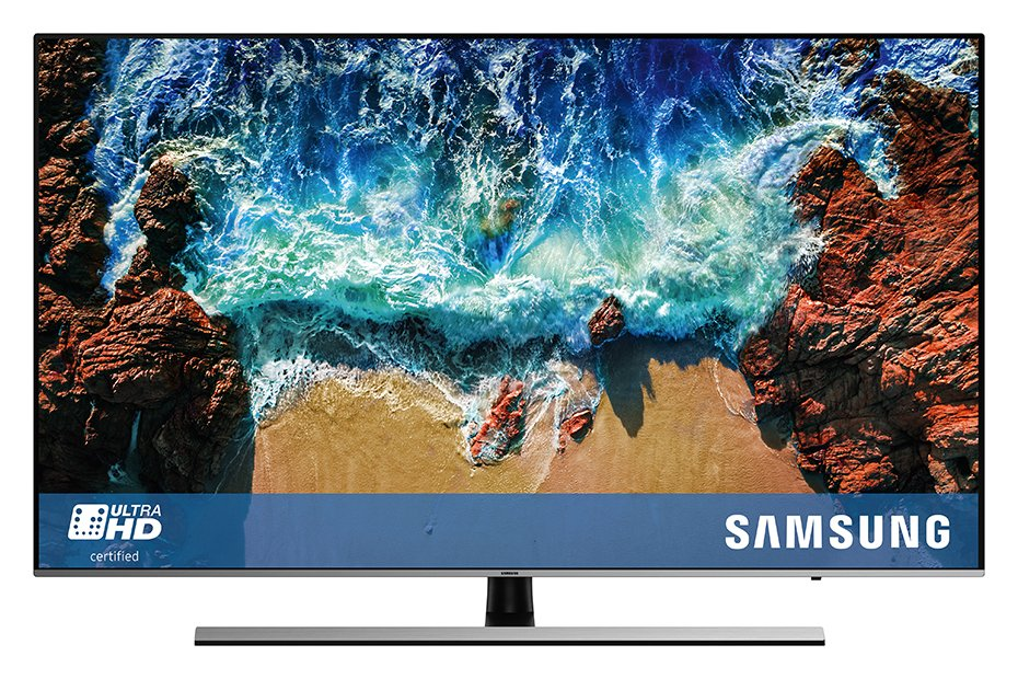 Samsung 75 Inch 75NU8000 Smart 4K UHD TV with HDR